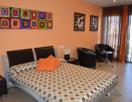 Apartamento Vaguada Naranja