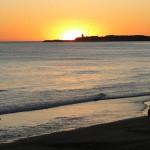 Puesta Sol Conil Playa