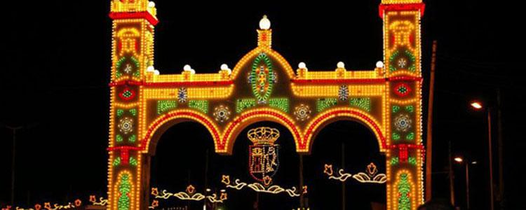 Feria y Fiestas en Conil