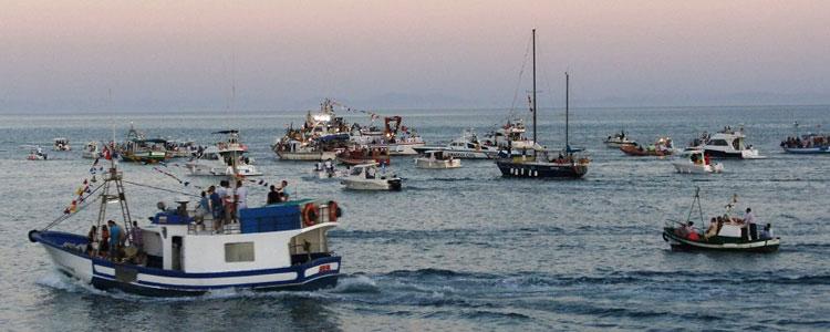 Barcos Virgen del Carmen